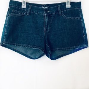 "Old Navy "" The Diva"" Jean Shorts"
